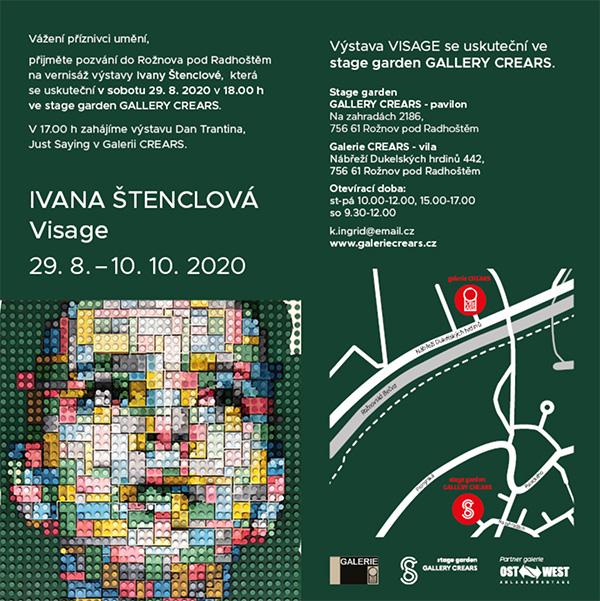 Ivana Štenclová - výstava